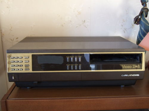 Grundig Videorecorder